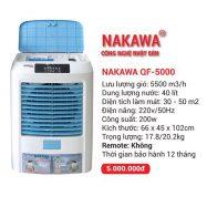 Máy làm mát không khí NAKAWA QF-5000