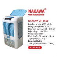 Máy làm mát không khí NAKAWA QF-5600