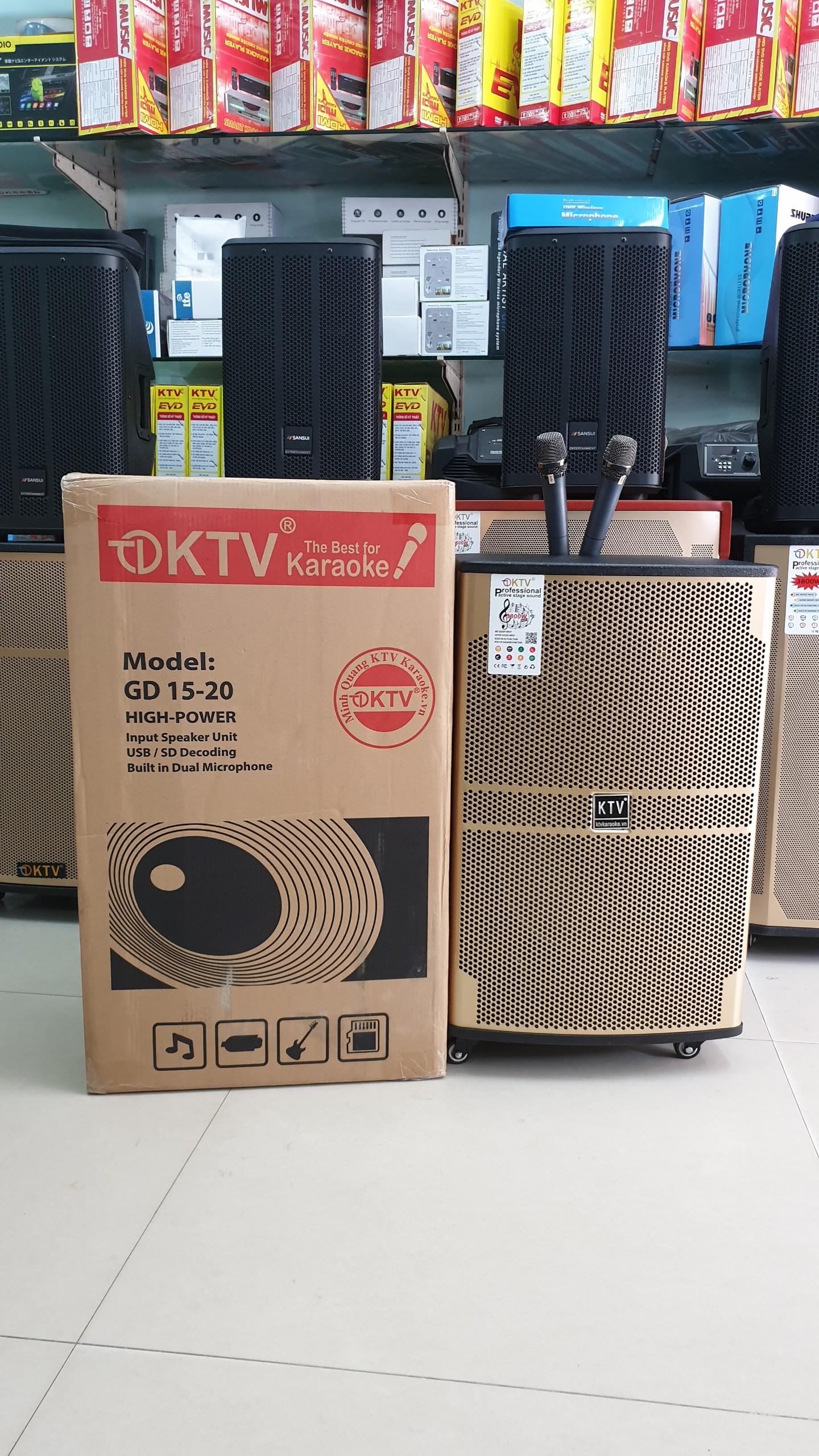 KTV GD15-20 KTV 1520
