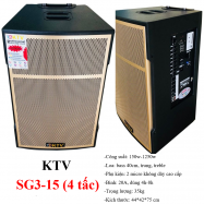 KTV SG3-15 (4 tấc)