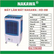Máy làm mát không khí NAKAWA HD-9M